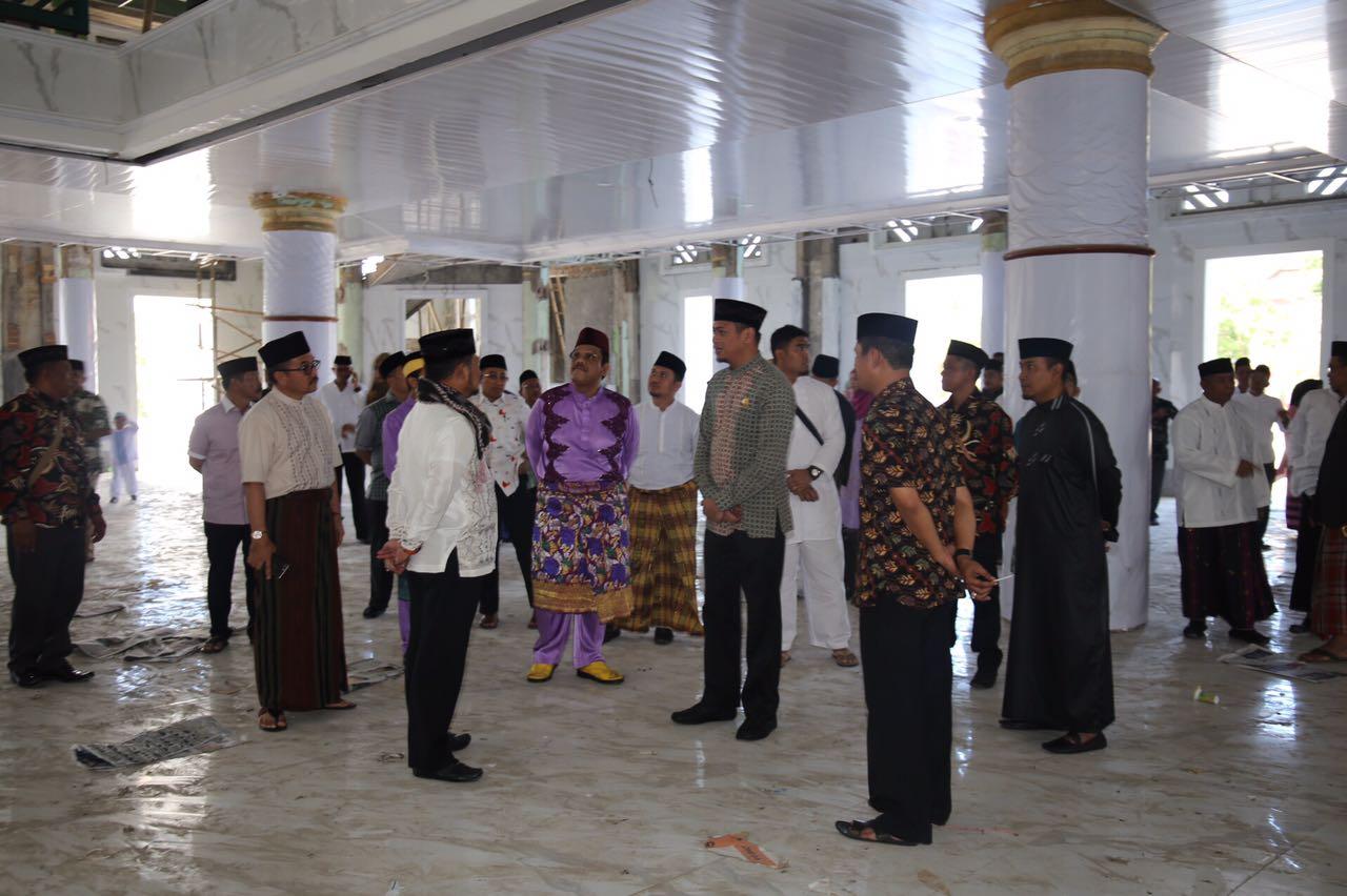 100 Ribu Ringgit Malaysia Buat Masjid Syekh Yusuf