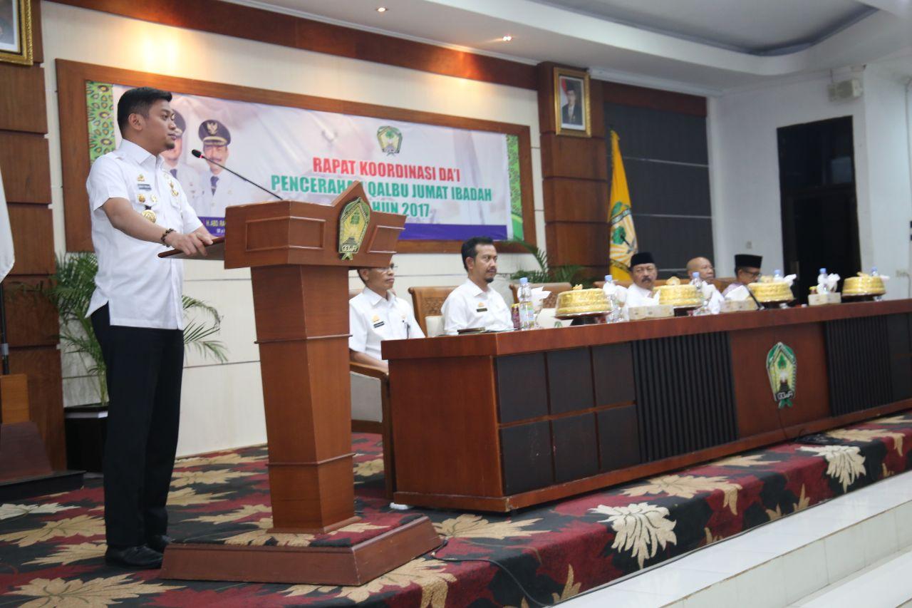 Adnan Harap Da'i Sebarluaskan Program Pemkab Gowa