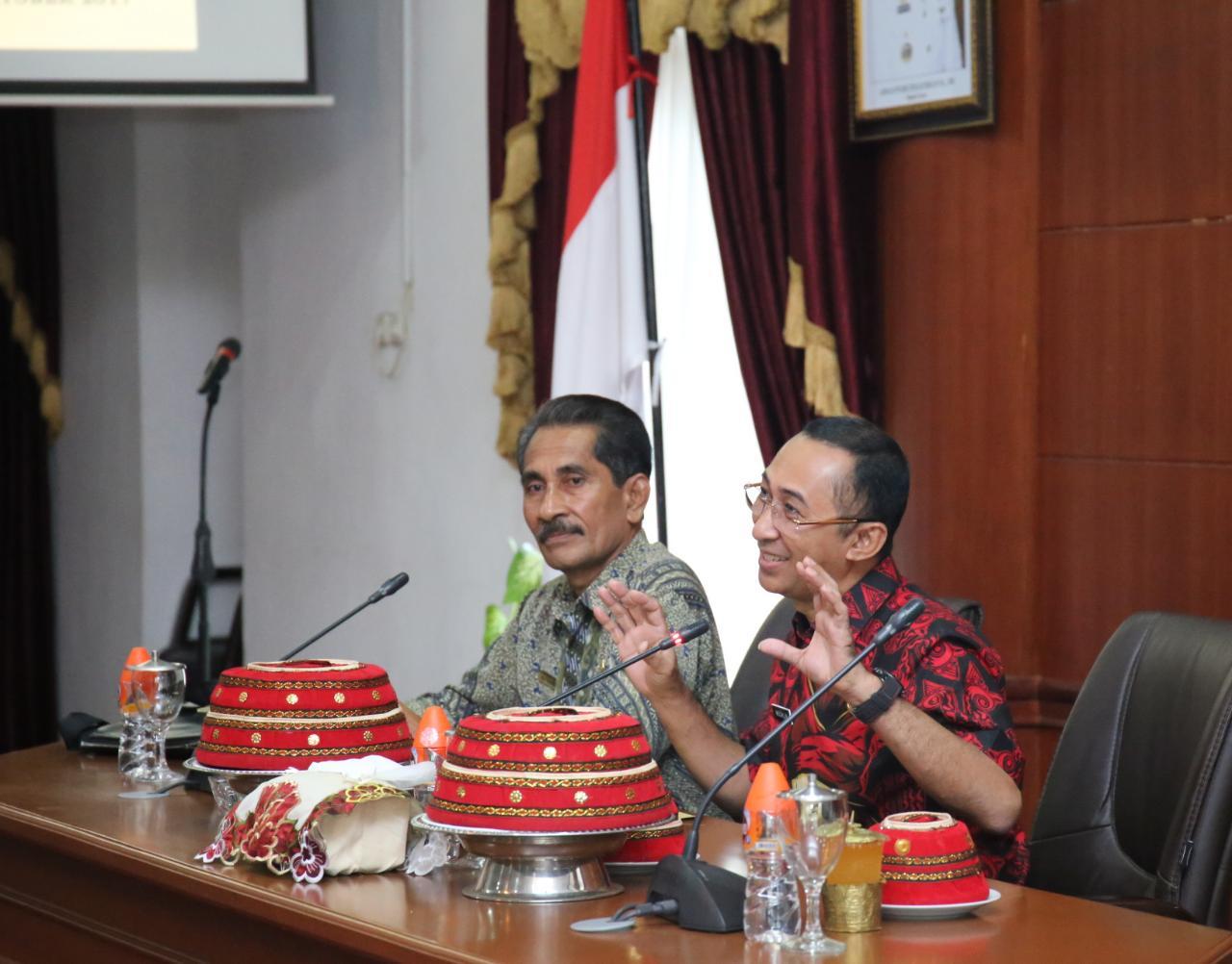 Pemkab Sumbawa Berguru Tata Kelola Kelembagaan di Gowa