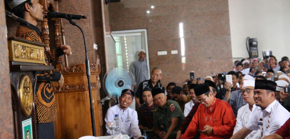 Bupati Hadiri Milad Masjid Muhammad Cheng Hoo