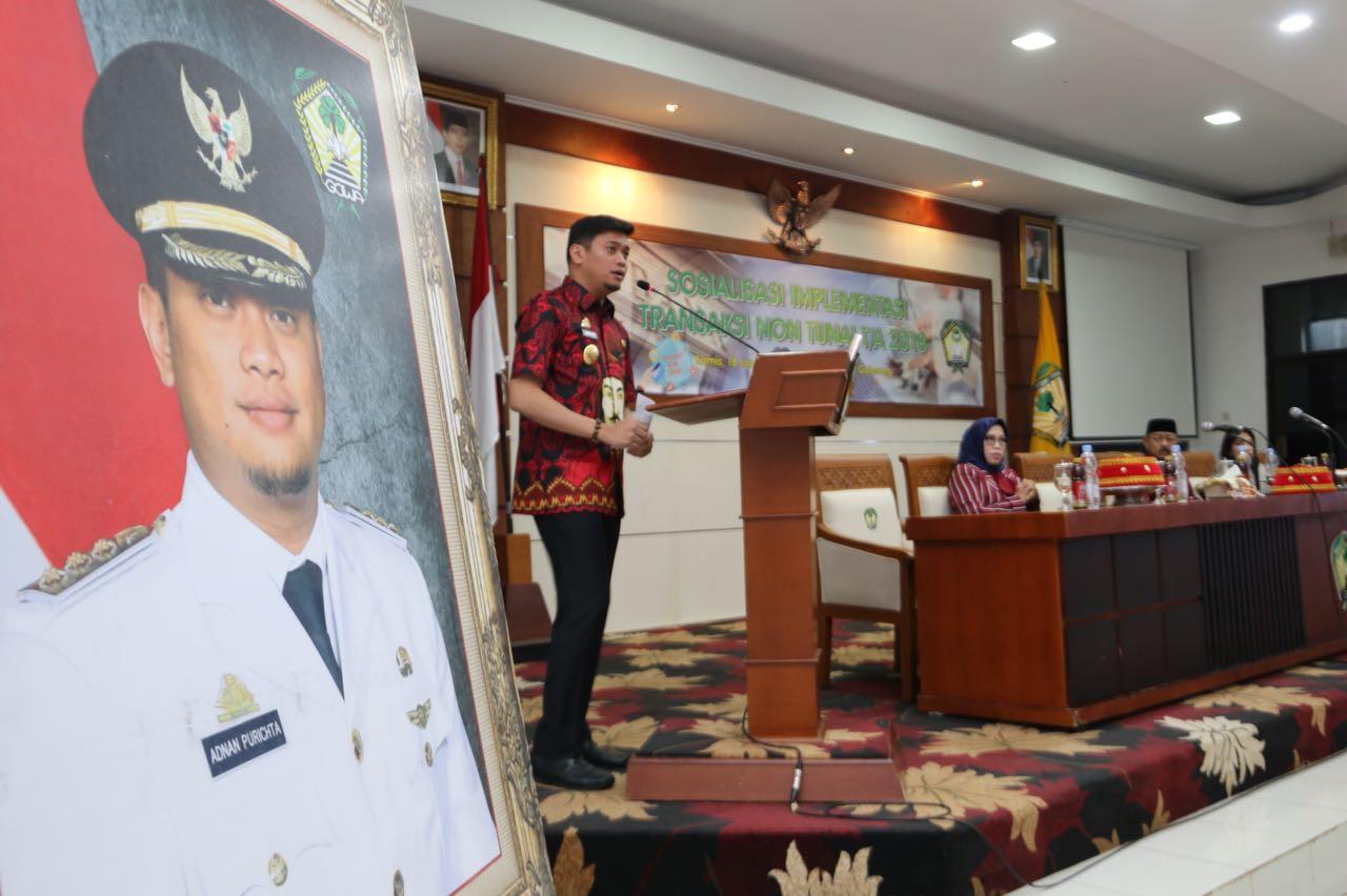 Adnan IYL: Gowa Terapkan Transasksi Non Tunai