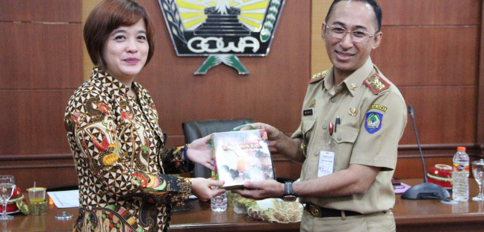 Legislator Banjarbaru Pelajari Infrastruktur di Gowa