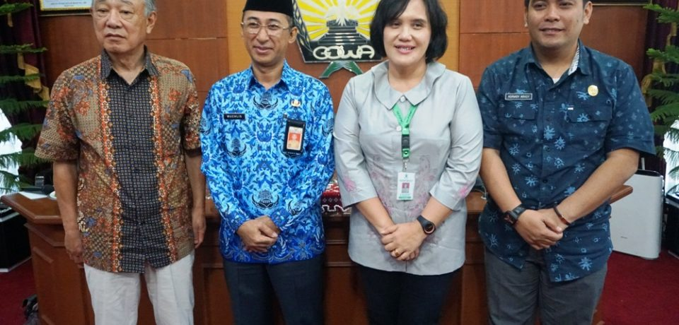 Gowa Siap Jadi Percontohan Penanganan Penyakit Kusta di Indonesia