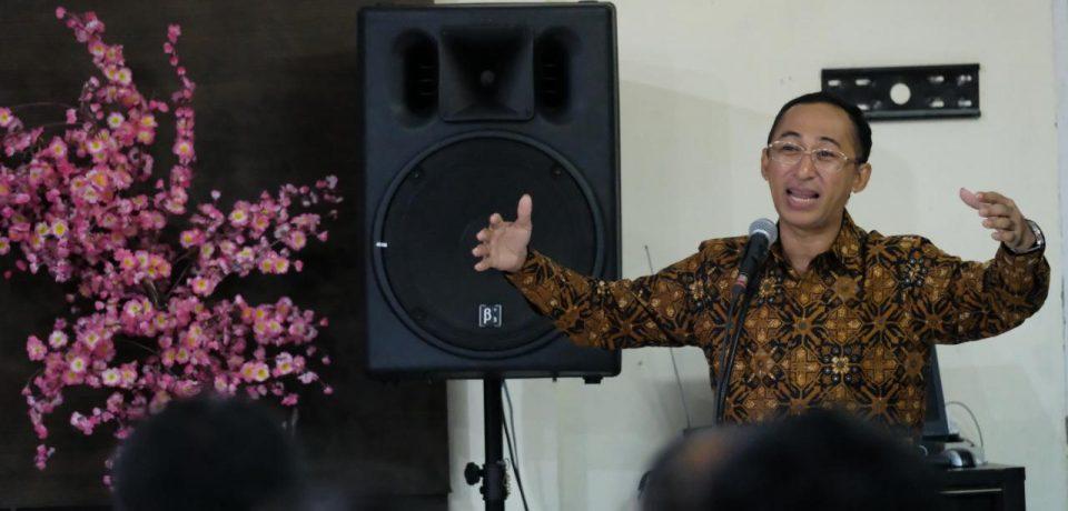 Ramah Tamah Satpol PP, Kasatpol Barru Puji Malino Gowa