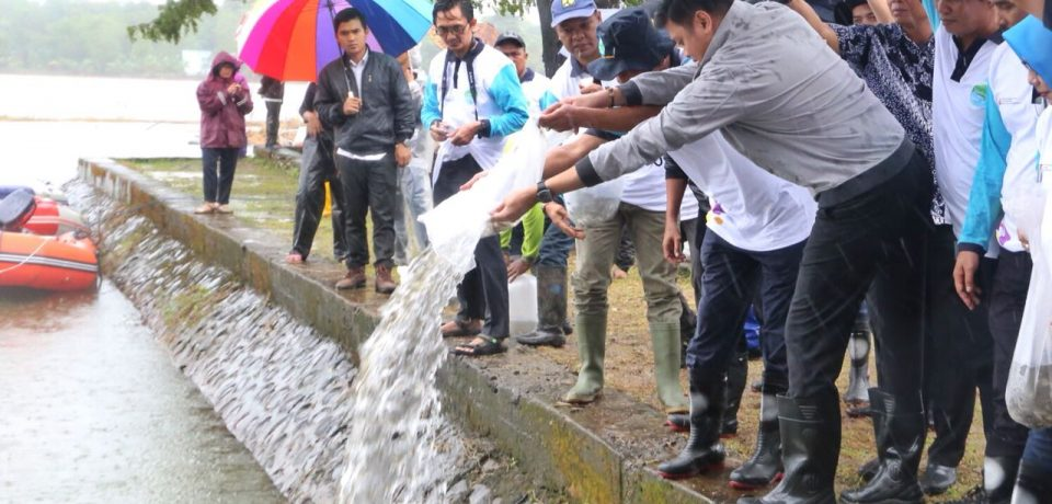 Peringatan Hari Air Sedunia dan Impian Adnan, Untuk Danau Mawang