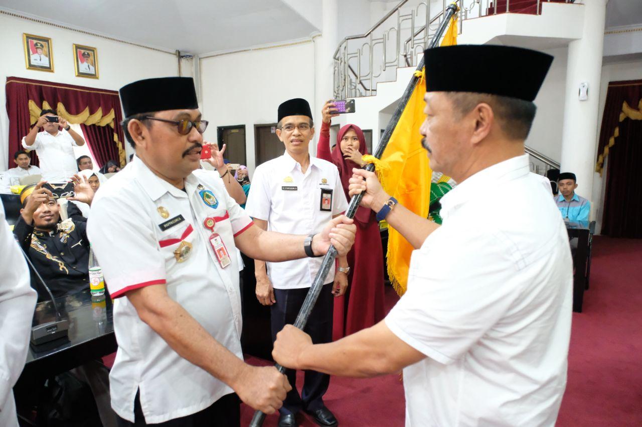 Gowa Berangkatkan 30 Kafilah MTQ Tingkat Provinsi Sulsel
