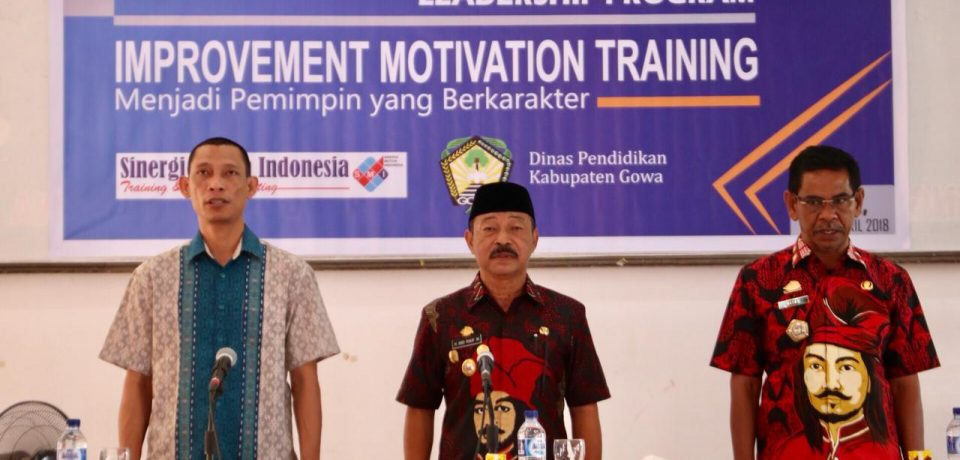 785 Kepsek Ikuti Leadership Program Improvement Motivation Training