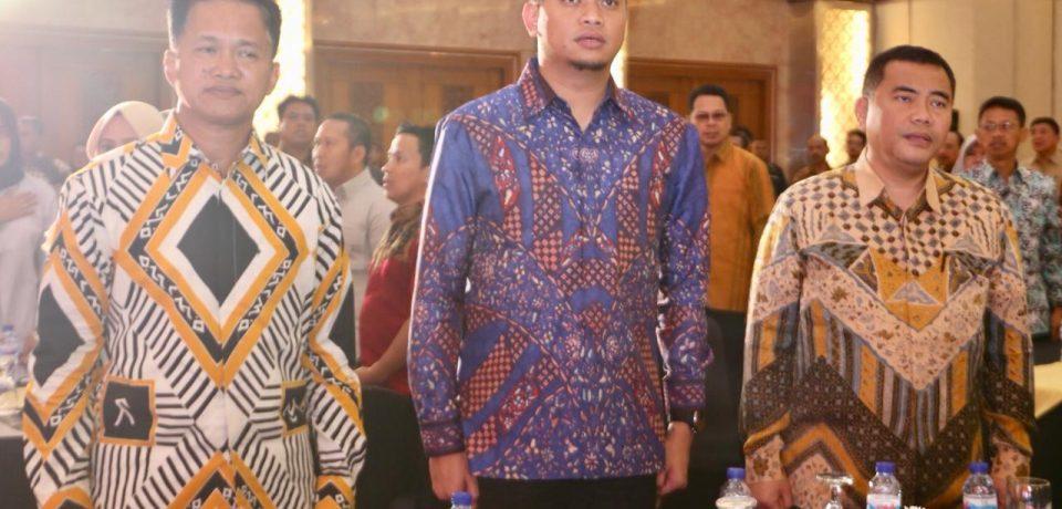 Adnan Hadiri Rakornas Program Keluarga Harapan