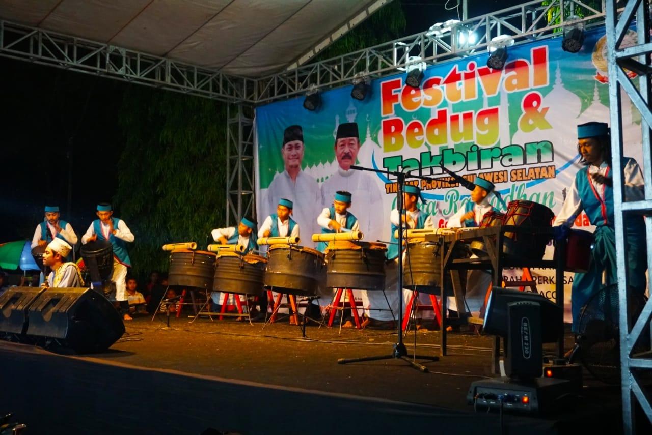 Tutup Festival Bedug, Soni : Adnan Calon Pemimpin Masa Depan