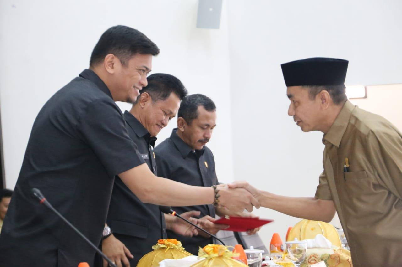 Fraksi DPRD Apresiasi Ranperda APBD Perubahan 2018 Kab Gowa