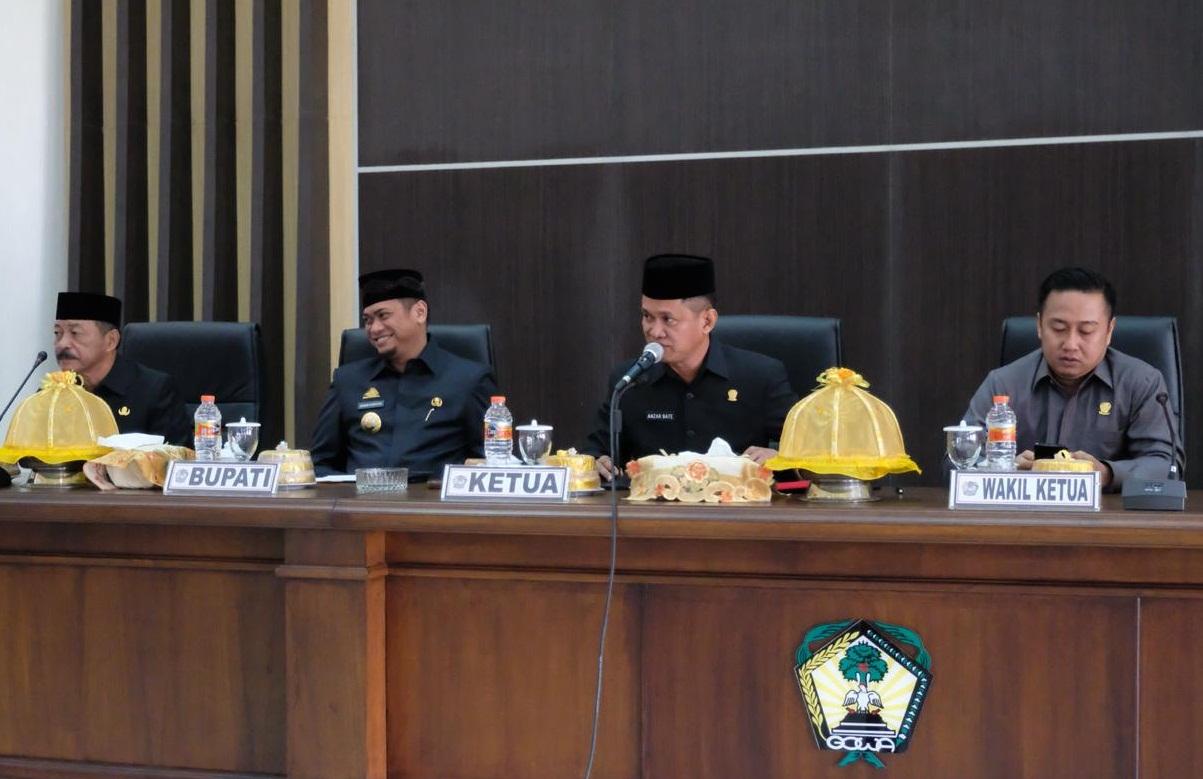 DPRD Setujui Pertanggungjawaban Pelaksanaan APBD 2017