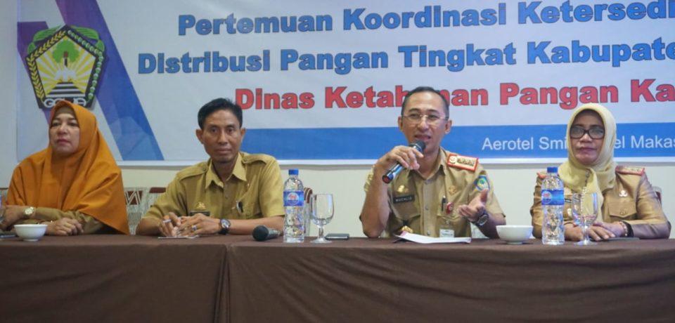 Muchlis Sebut Stok Bahan Pokok Kabupaten Gowa Surplus 258,7 Persen