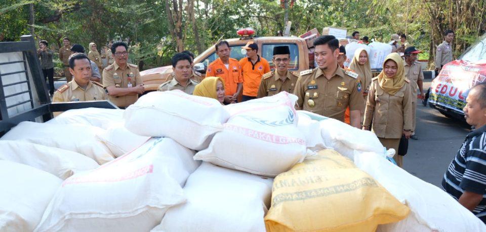 Pemerintah dan Masyarakat Gowa Kirimkan Bantuan ke Sulteng