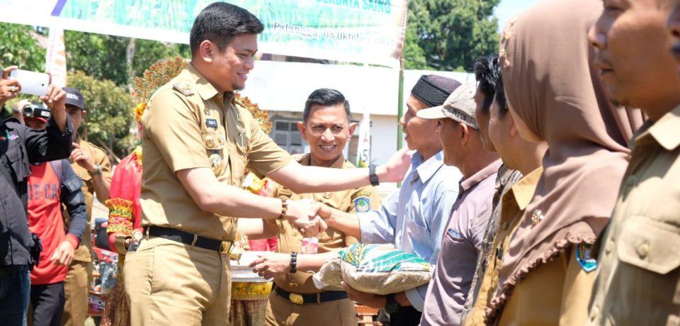 Provinsi Sulsel Sebut Gowa Berikan Kontribusi Besar Pemenuhan Pangan di Sulsel