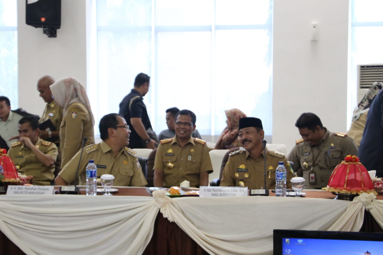 Wabup Sebut Proses Audit ADD BPK di Gowa Berjalan Lancar