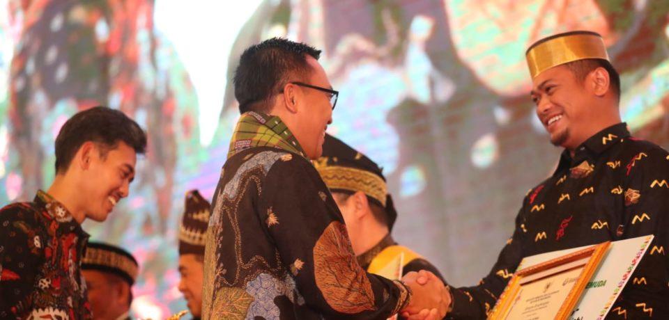 Hari Sumpah Pemuda, Gowa Raih Kabupaten Layak Pemuda Kategori Utama