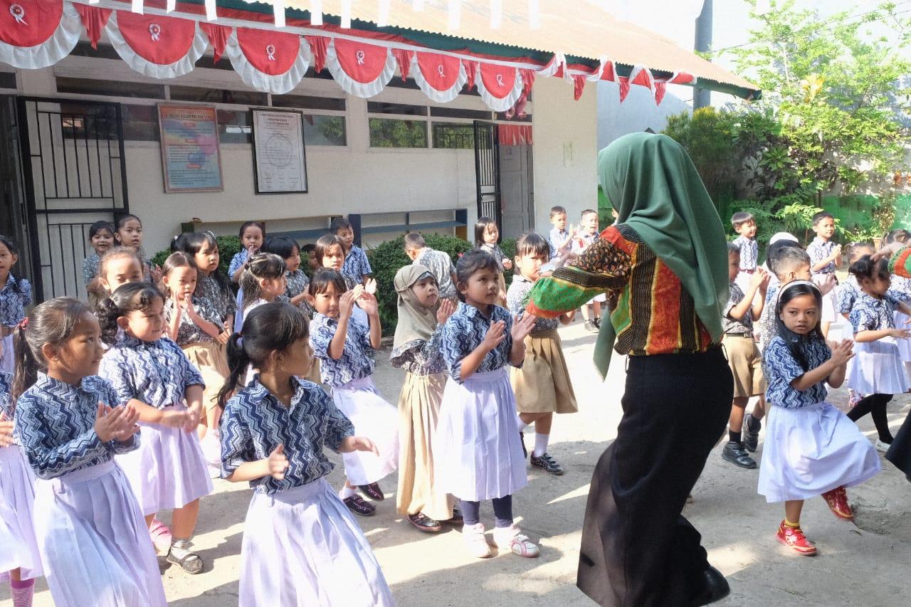 Pemkab Gelar Outdoor Classroom Day di 31 Sekolah di Gowa