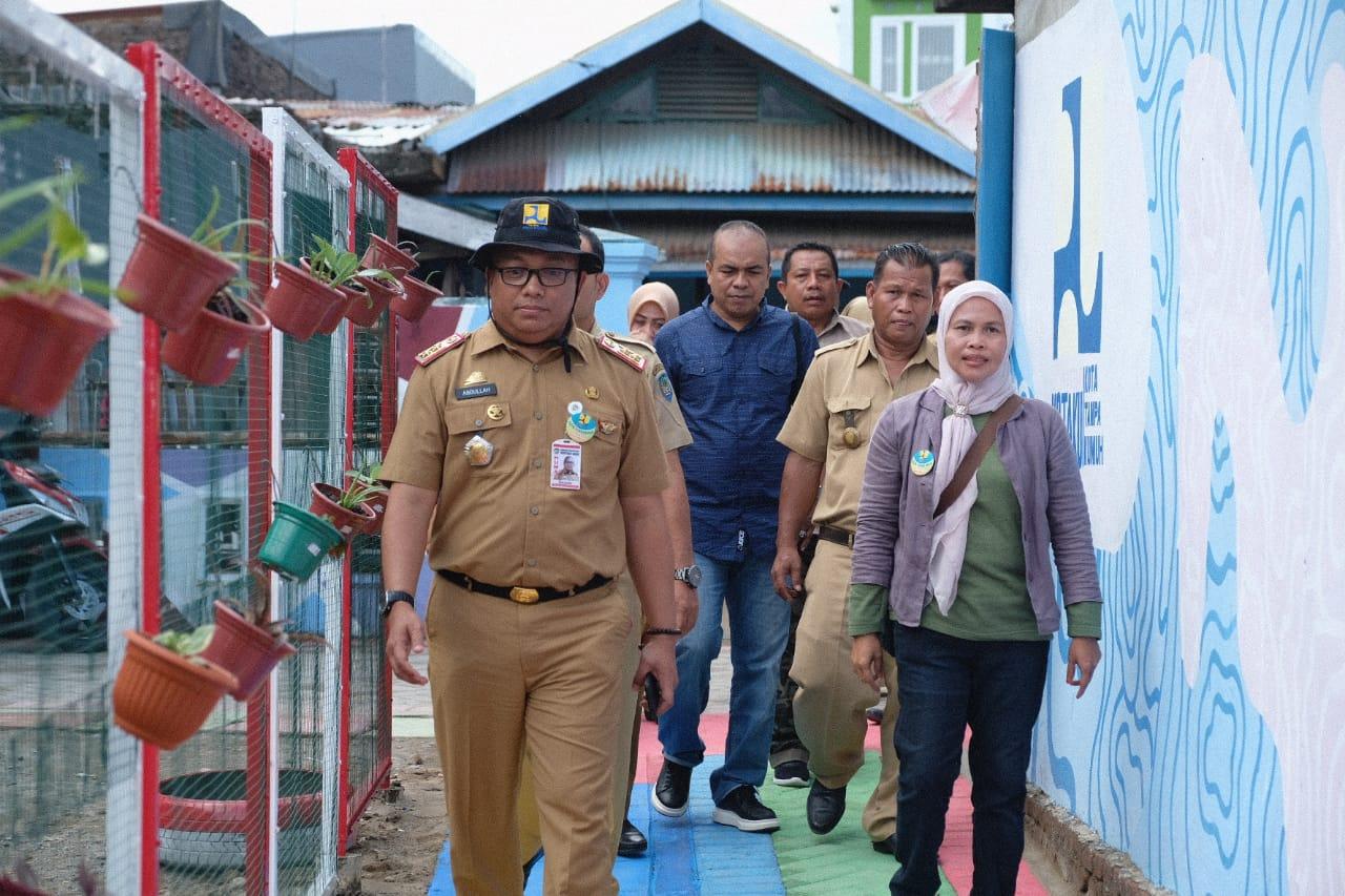 Sembilan Titik di Somba Opu Kini Tak Kesulitan Lagi Air Bersih