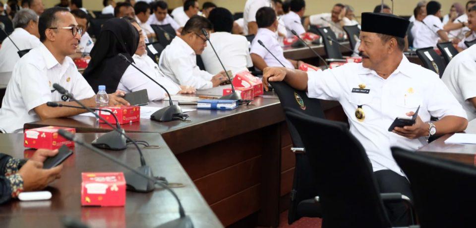 Aksi PKT Sulsel 2018, Gowa Capai 71 Persen