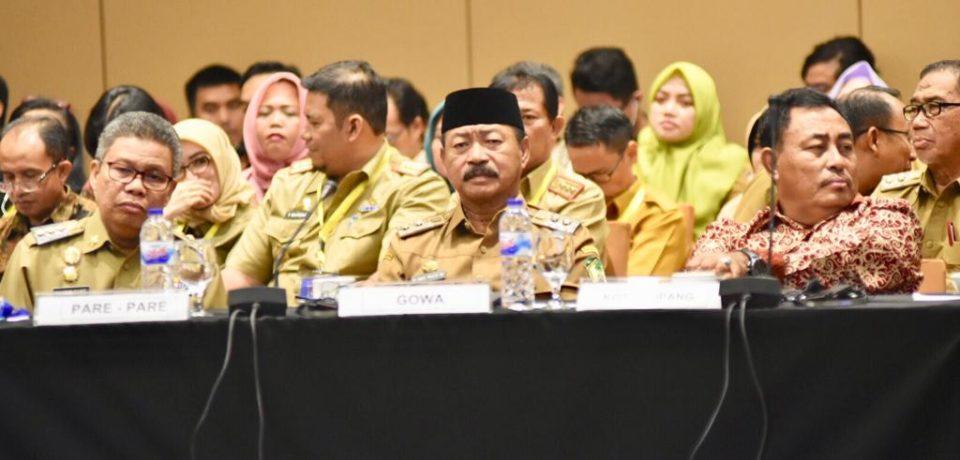 Stop BABS Gowa Sudah Capai 80,84 persen