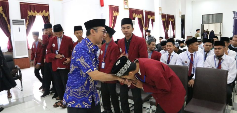 30 Peserta Tahfiz Program Hapal Al Quran Sebulan Mulai Dikarantina