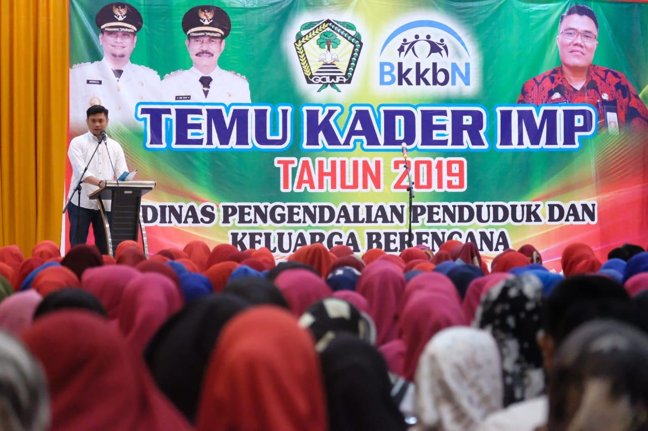 976 Kader IMP KB Dijamin BPJS Ketenagakerjaan