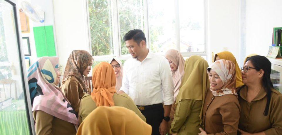 Kunker Di Bontomarannu, Adnan Resmikan Puskesmas Rawat Inap