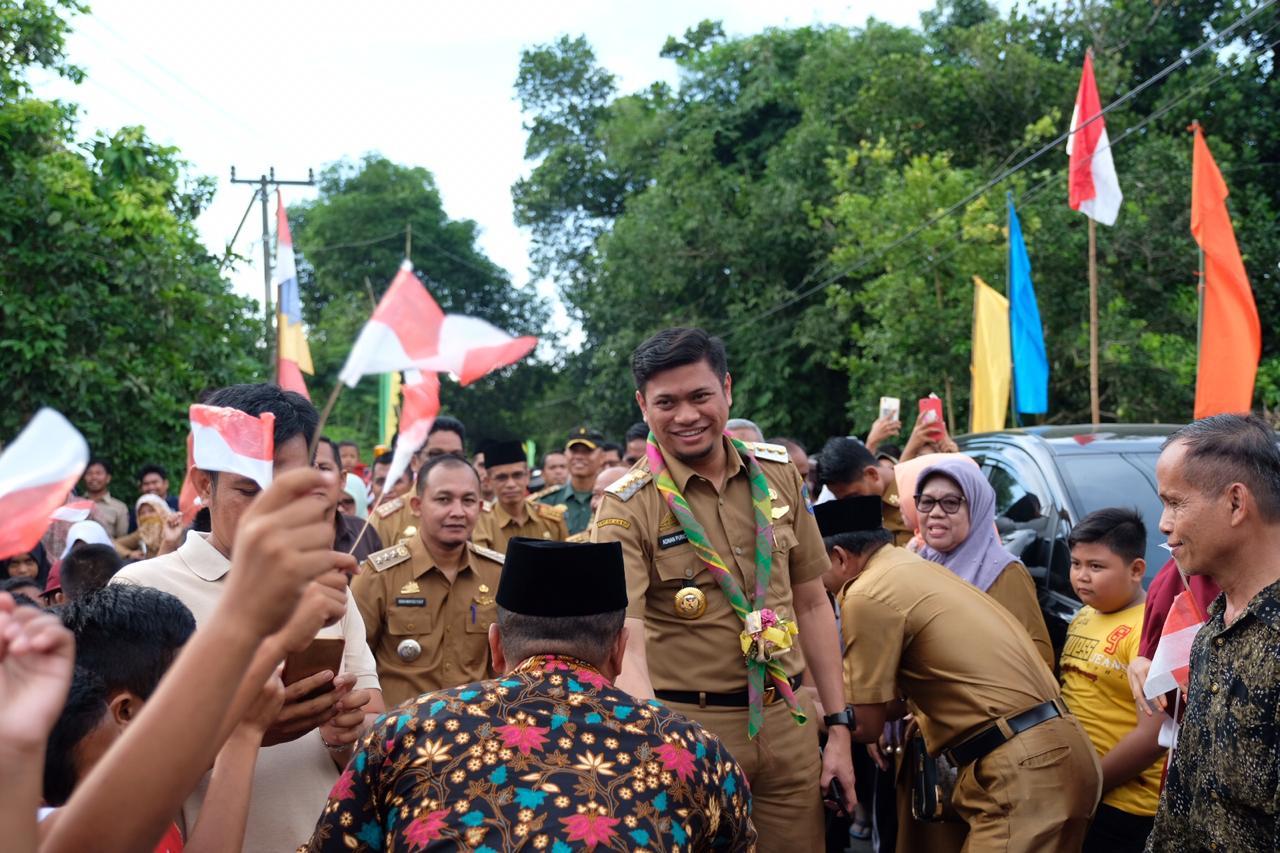 Adnan Pimpin Deklarasi Sombaopu Menuju Kecamatan STBM