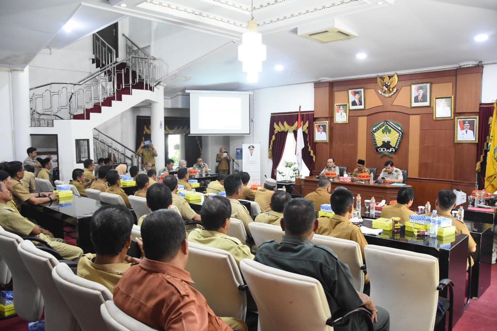 2019, BPN Siap Salurkan 7000 Sertifikat PTSL di Gowa