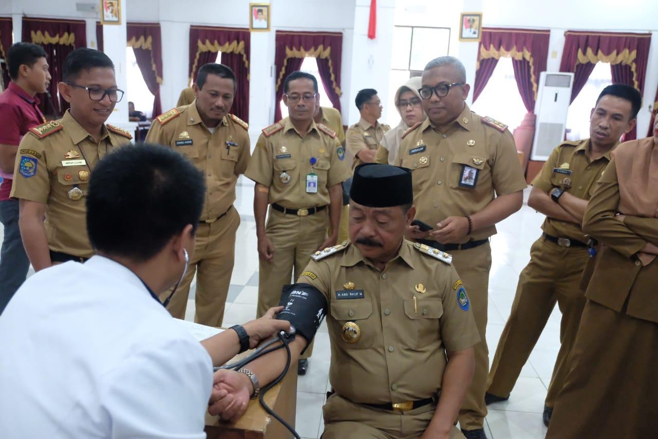 Gelar Donor Darah, Pemkab Gowa Target 120 Kantong