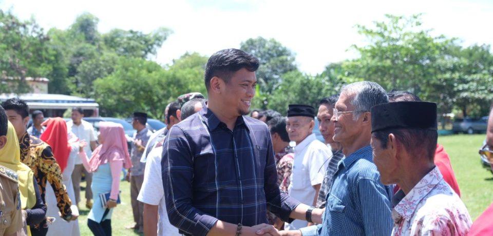 Pemilu Berjalan Aman dan Lancar, Bupati Gowa Apresiasi TNI Polri