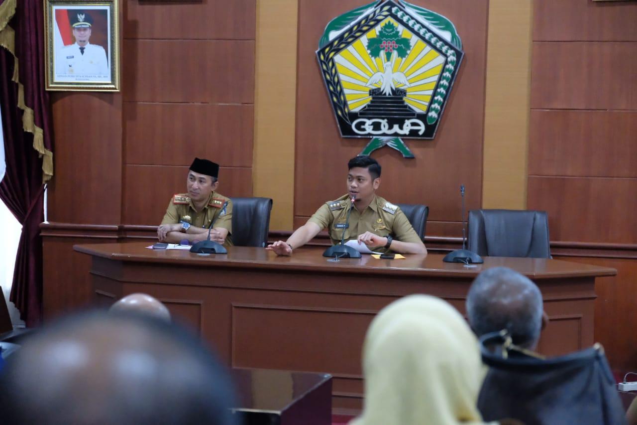 SP4N LAPOR Kabupaten Gowa Resmi di Luncurkan Hari Ini