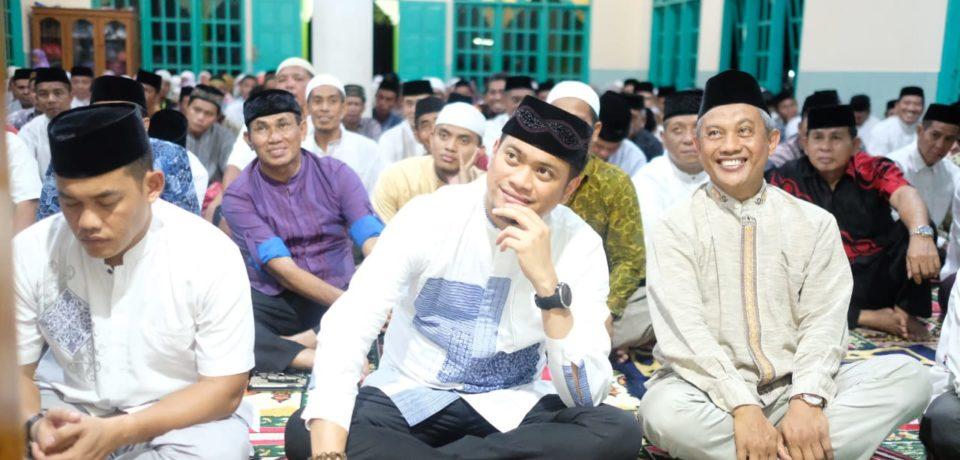Bupati Adnan Harap Ramadhan Dijadikan Moment Tingkatkan Ibadah