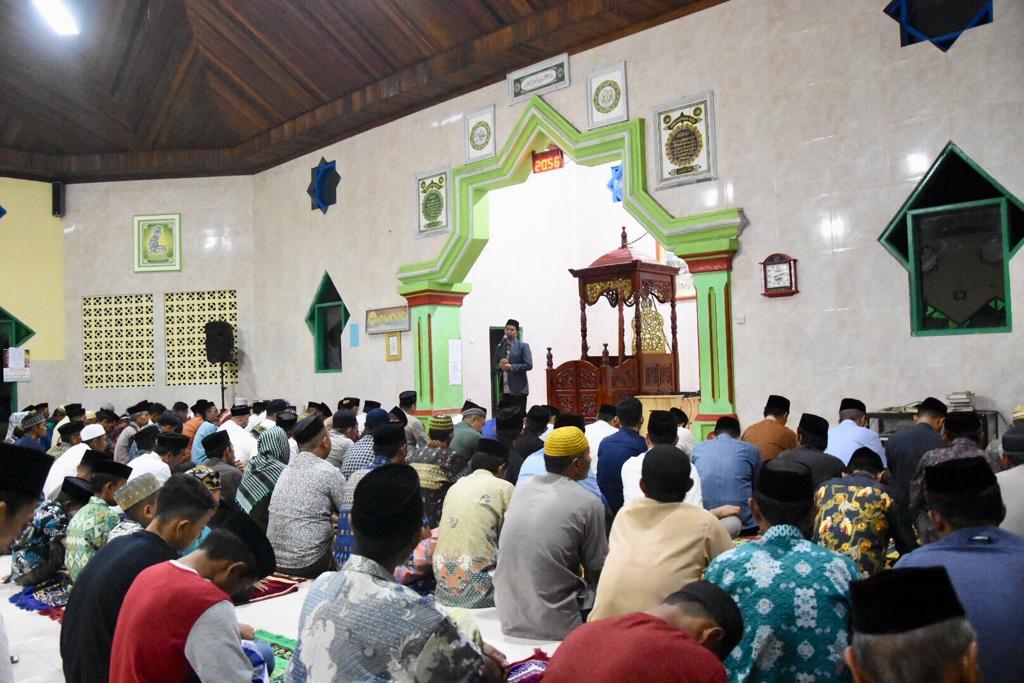 Hari Kedua Safari Ramadhan Bupati Gowa di Kecamatan Tompobulu