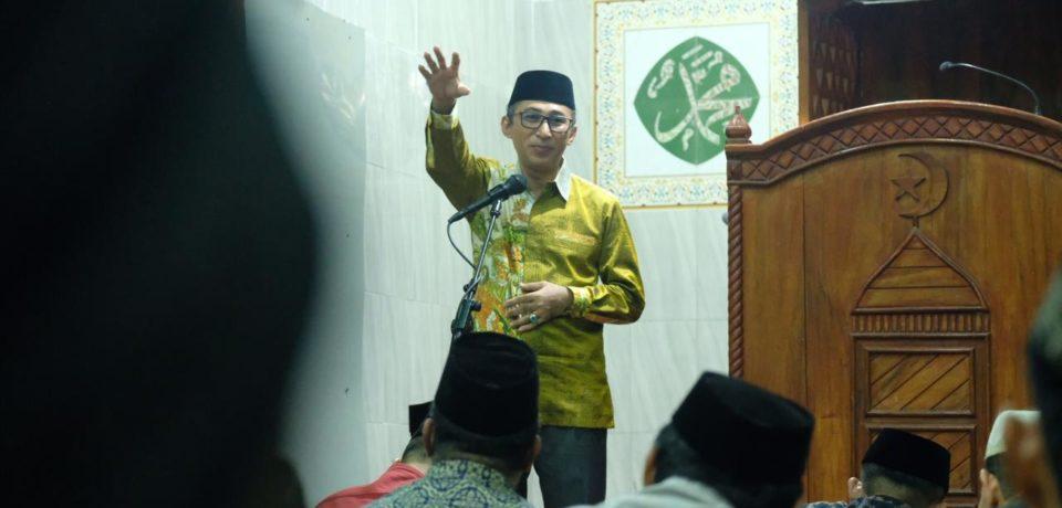 Sekda Gowa Akhiri Safari Ramadhan di Kecamatan Bajeng dan Bajeng Barat