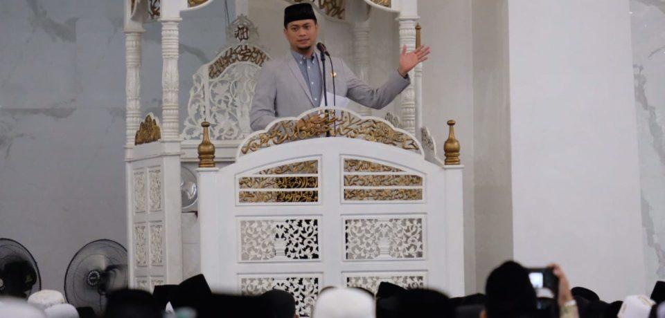 Momentum Idul Fitri, Adnan Ajak Masyarakat Untuk Jaga Kekompakan
