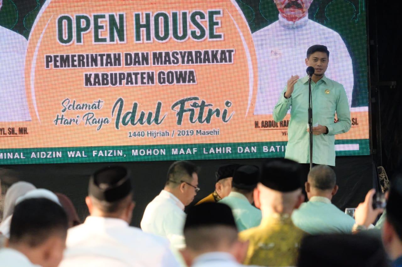 Juni 2019, Pemkab Gowa Mulai Genjot Pembangunan Infrastruktur Fisik