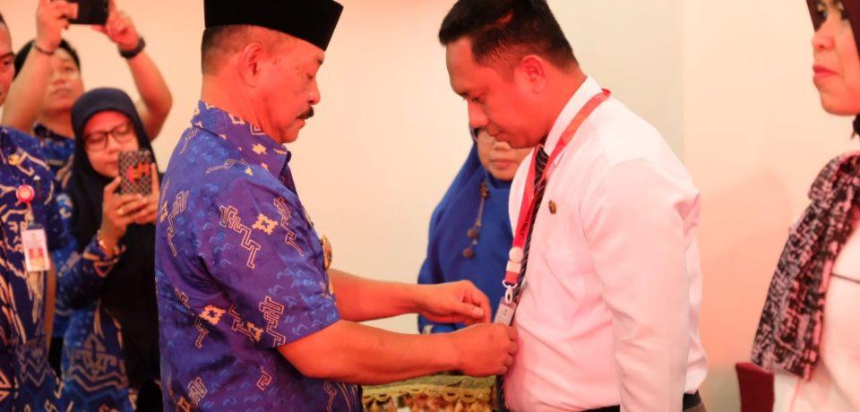 Pejabat Eselon Pemkab Gowa Dilatih Tingkatkan Kemampuan Leadership