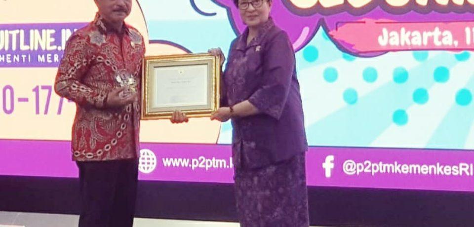 Pemkab Gowa Raih Penghargaan Pastika Parama
