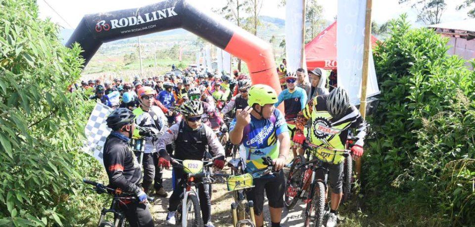 456 Peserta Meriahkan International Mountain Bike Beautiful Malino