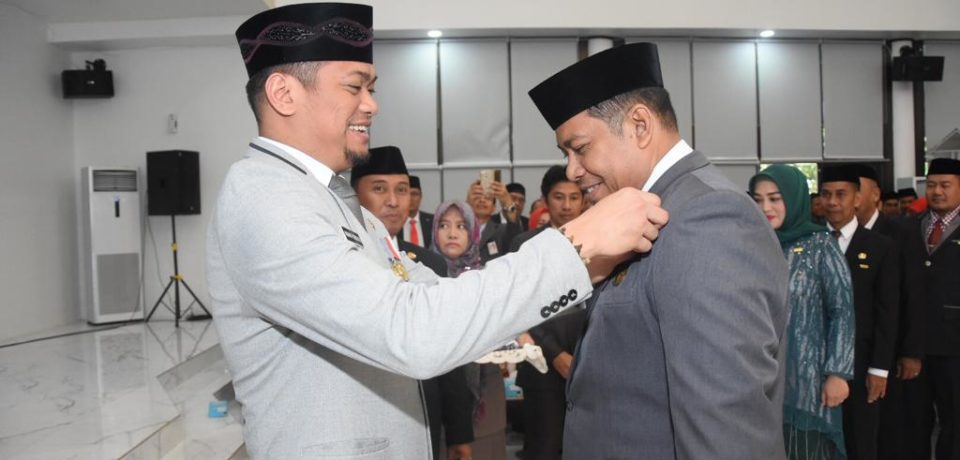 278 ASN Pemkab Gowa Terima Tanda Kehormatan Satyalencana Karya Satya