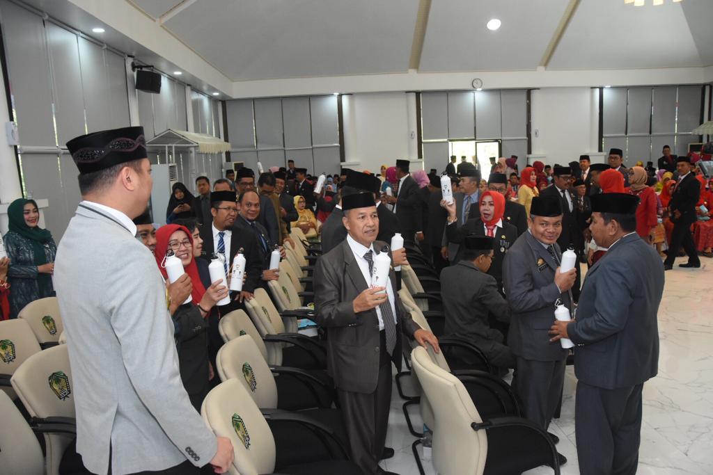 Bupati Adnan Aktif Sidak Tumbler Pimpinan SKPD