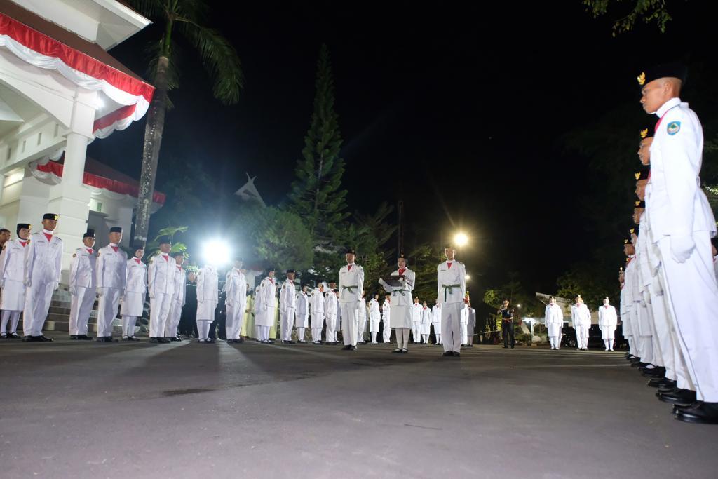 Adnan Sebut Paskibraka Generasi Penerus Kepemimpinan di Gowa