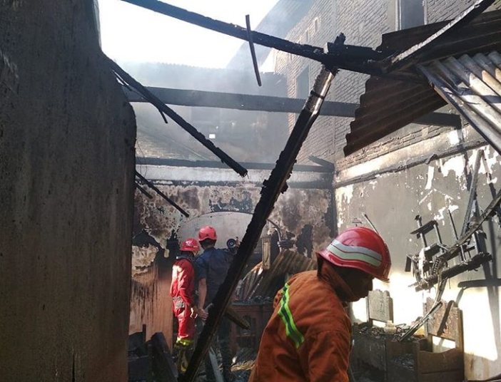 Cegah Kebakaran, Masyarakat Diminta Tingkatkan Pencegahan
