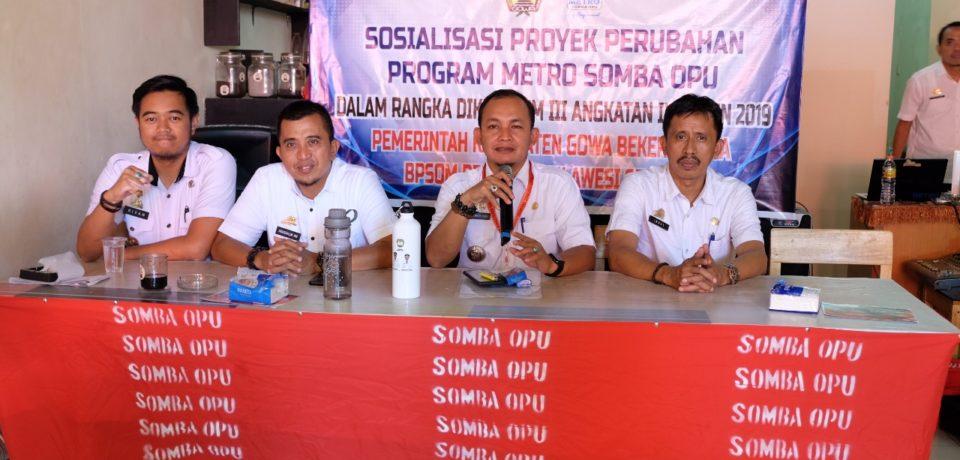 Program Metro Somba Opu Ubah Pola Pikir Masyarakat Terhadap Kebersihan Lingkungan