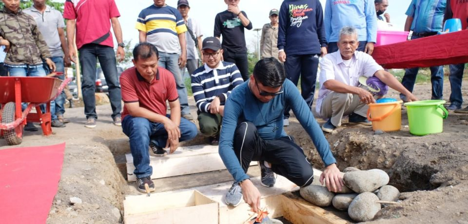 Pembangunan Skate Park di Gowa akan Jadi Terbaik Se Indonesia Timur