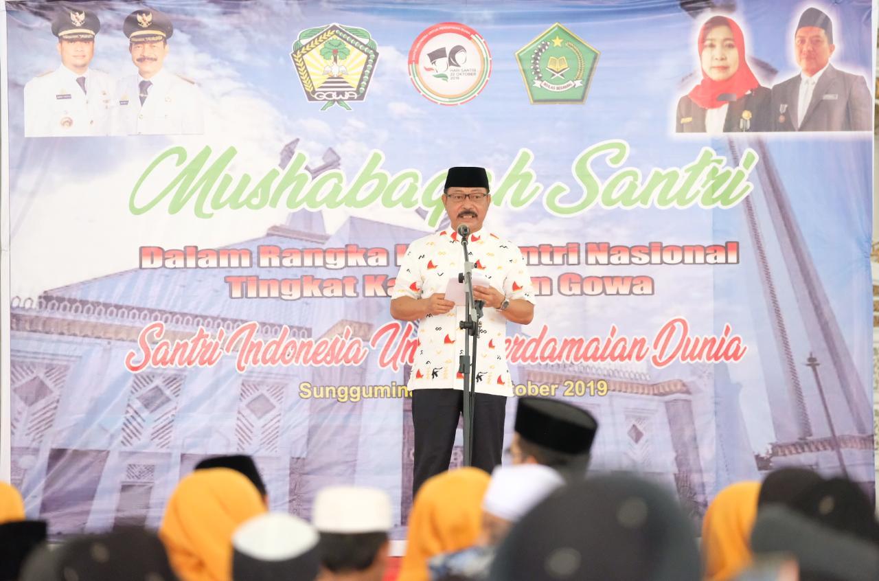 Gowa Gelar MTQ Santri Tingkat Kabupaten Gowa