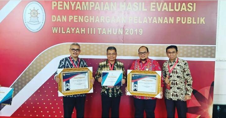 DPM-PTSP dan RSUD Syekh Yusuf Kembali Raih Predikat Sangat Baik Pelayanan Publik dari Menpan-RB