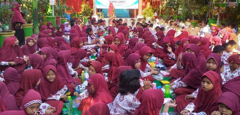 Wujudkan Sekolah Ramah Anak, Pelajar Gowa Sehari Belajar di Luar Kelas