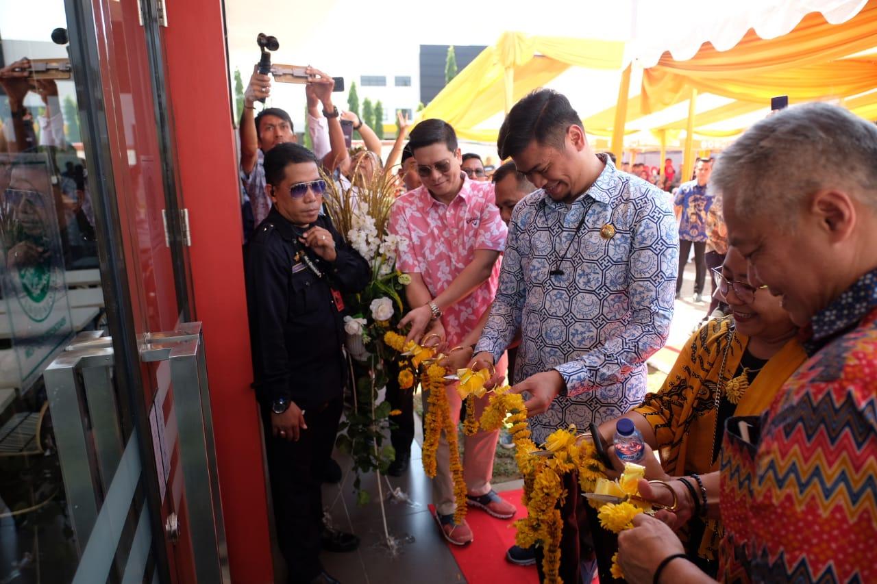Bupati Adnan Harap Kehadiran McDonald's di Gowa Dorong Peningkatan Ekonomi Daerah